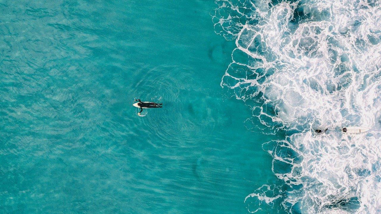 avantages du surf