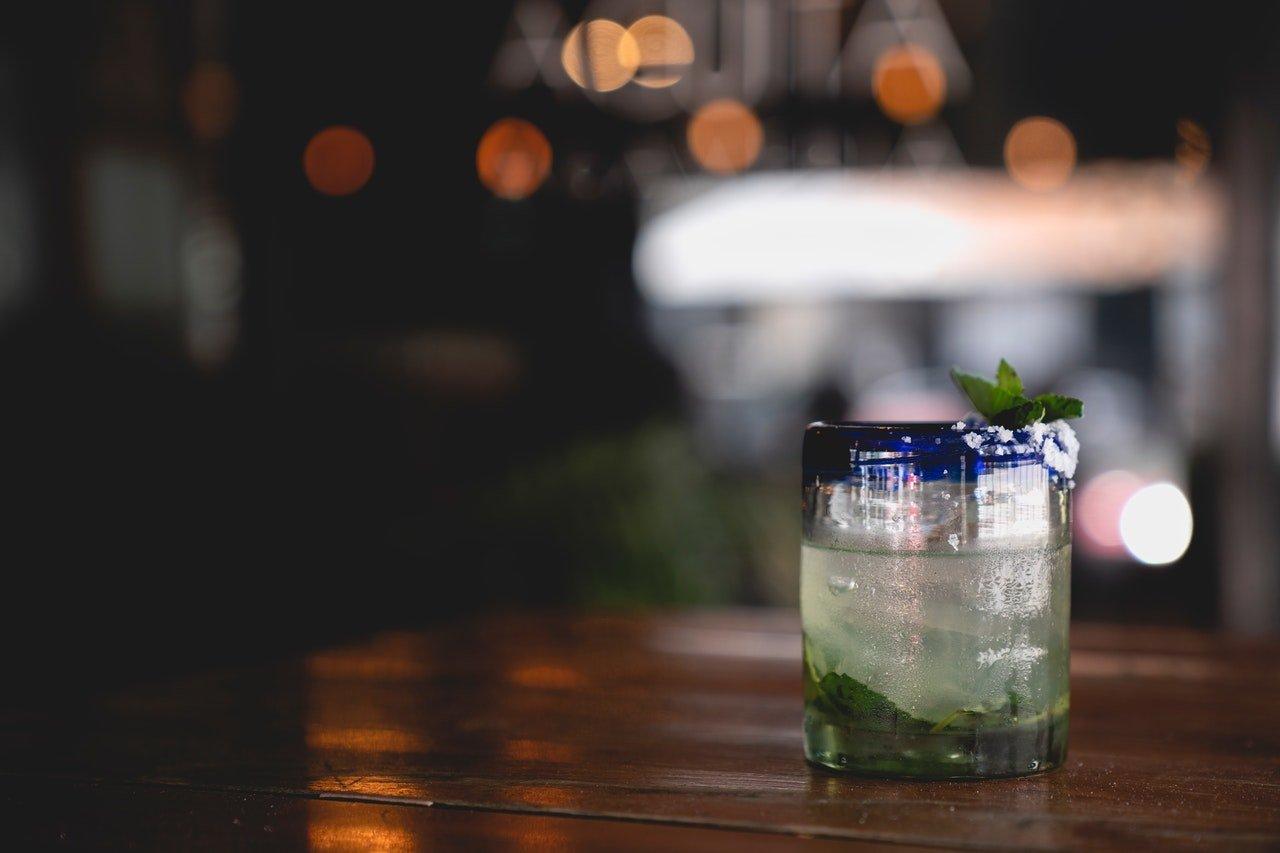 verre cocktail